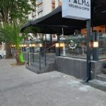Palma Kitchen Coffee Ayaklı Cift Taraflı Isıklı Tabela