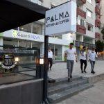Palma Kitchen Coffee Ayaklı Cift Tarafl