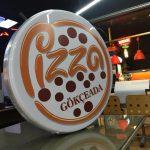 Pizza Gokceada Hazır Daire Tabela