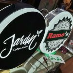 Ramos Hazır Daire Tabela imalat