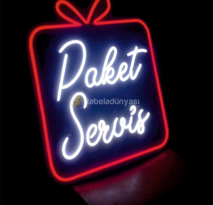 Paket Servis Led Neon Tabela imalat