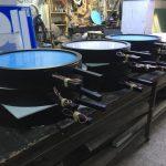 Almanya Hazır Daire tabela imalat