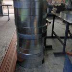 Almanya ısıklı Hazır yuvarlak tabela imalat