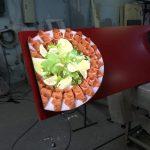 Cigkoftecim Almanya Isıklı kutu harf Tabela imalatı