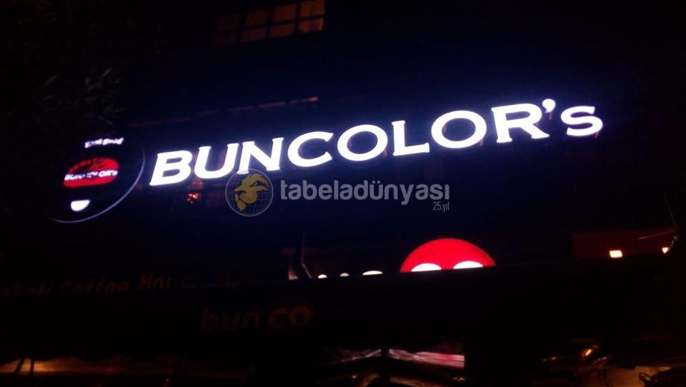 Buncolor's Isıklı Tabela