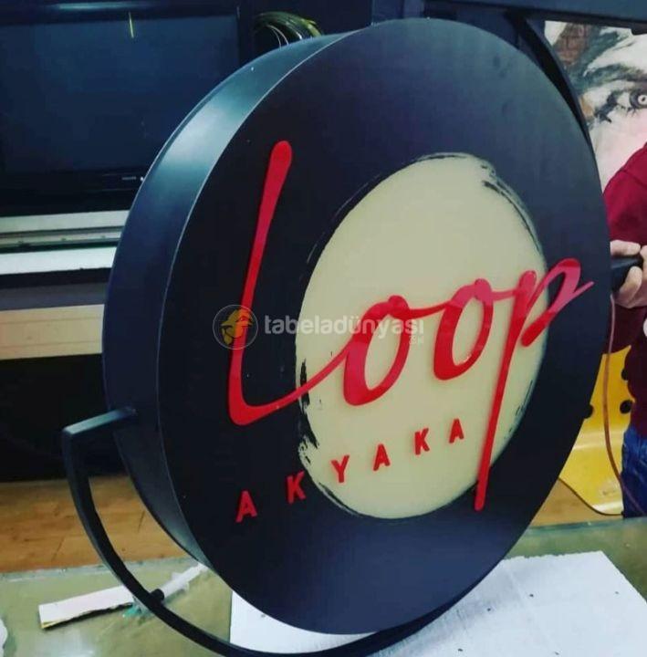 Loop Akyaka Hazır Daire Tabela
