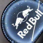 RedBull Isıklı Tabela imalat