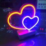 Sevgililer gunu neon hortum led tabela imalat