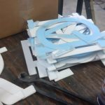 Avusturya ısıklı fason pleksi kutu harf imalat