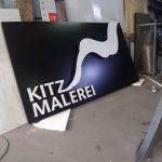 Kıtz Malereı Avusturya Isıklı Kutu Harf Tabela imalat