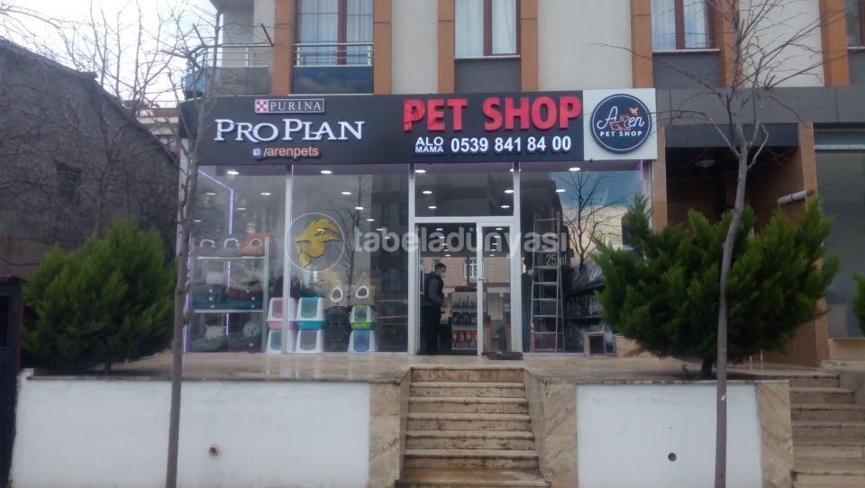 Aren Pet Shop Tabela