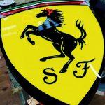 Tabela Ferrari sj isvicre