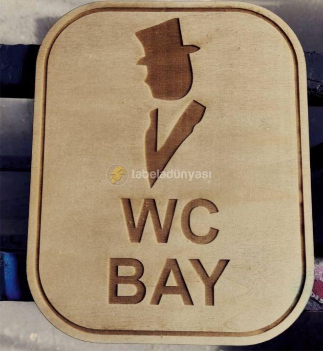 Bay wc Ahsap