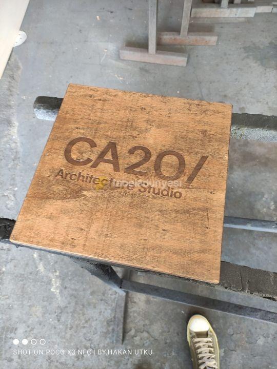 Architecture Studio Ahsap tabela
